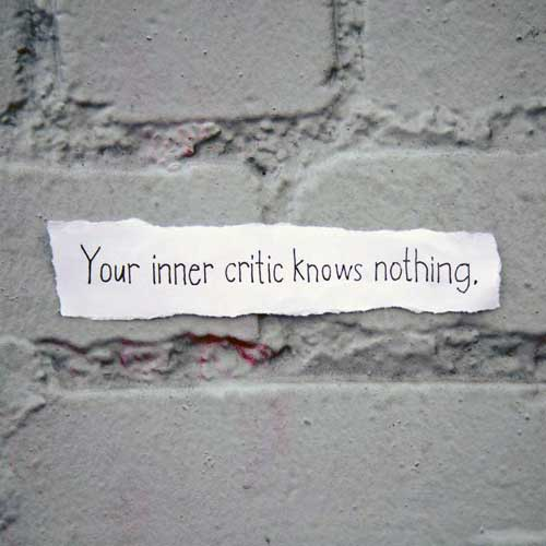Your-Inner-Critic-Knows-Nothing