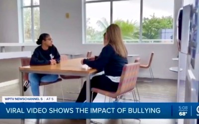 Viral video raises awareness about bullying in South Florida