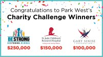 Park West Charity Challenge Winners