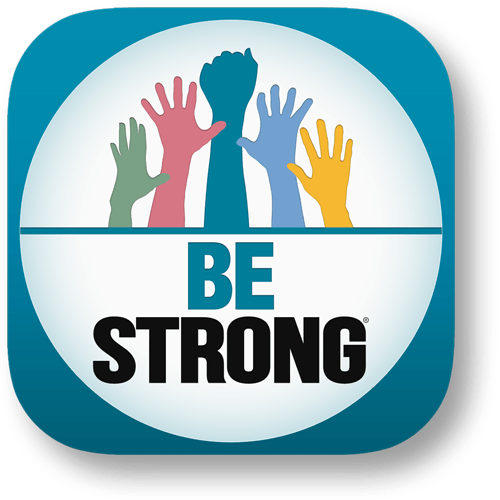 Be Strong App - Download The App Icon