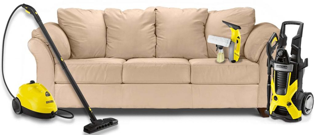 Чистая мягкая мебель - залог здоровья