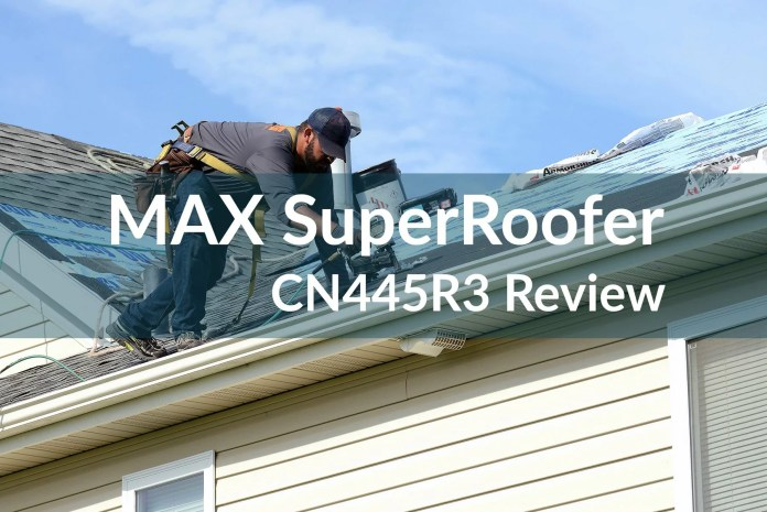 Max Roofing Nailer