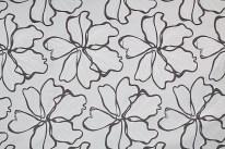 motyw kwiatowy tkanin