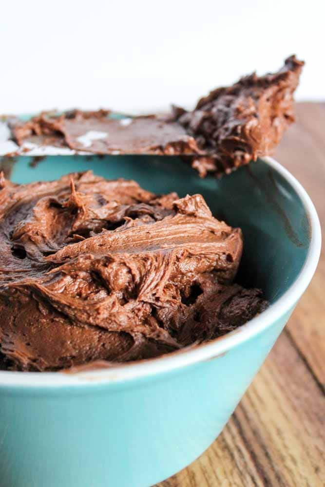 The Perfect Chocolate Buttercream Frosting