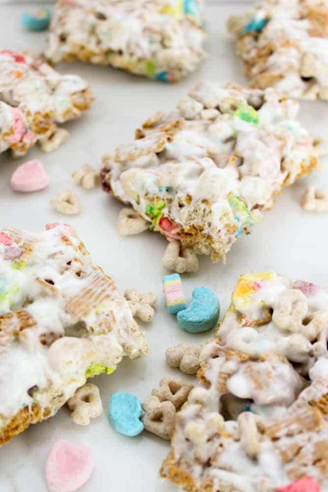 st-patircks-day-rice-crispy-treats