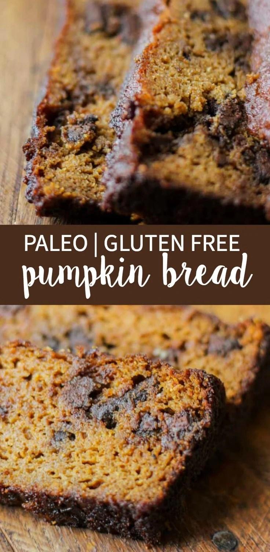 Paleo Pumpkin Bread What Molly Made