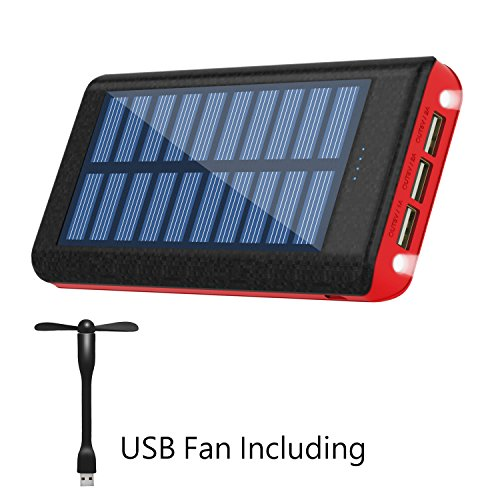 Portable Universal Travel Solar Cell Phone Charger Circuit With Best