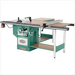 Lubricate Table Saw Trunnion