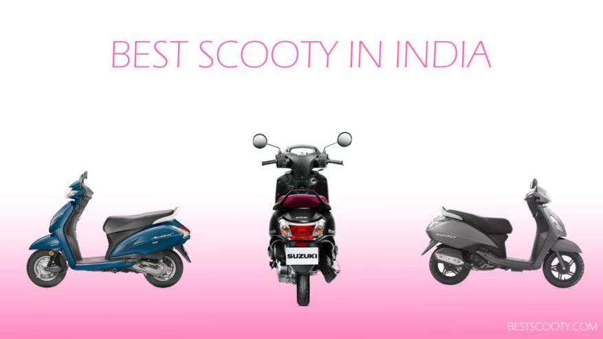 best scooty in india 2019