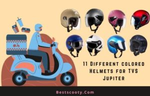 Best helmet for TVS Jupiter