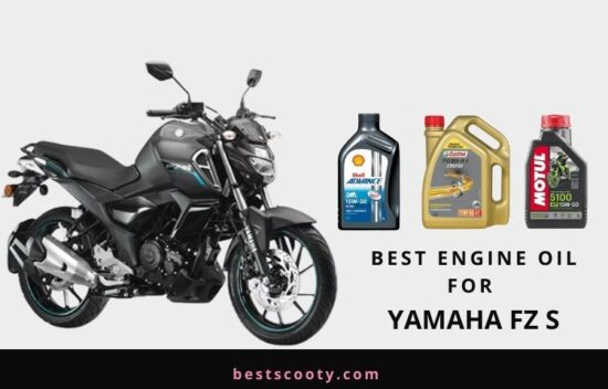 Best Engine Oil for Yamaha FZ-S