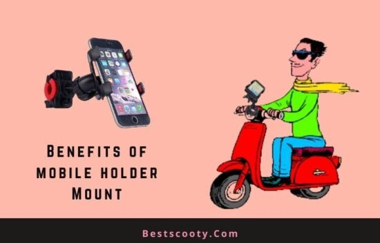 benefits of bike mobile holder