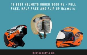 Best Helmets under 3000 Rupees