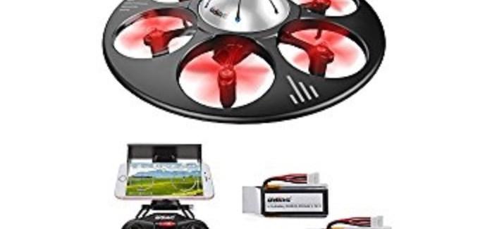 UDI U845 UFO drone with Camera