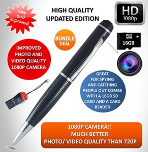 An Image Of Fab Quality Spy Pen