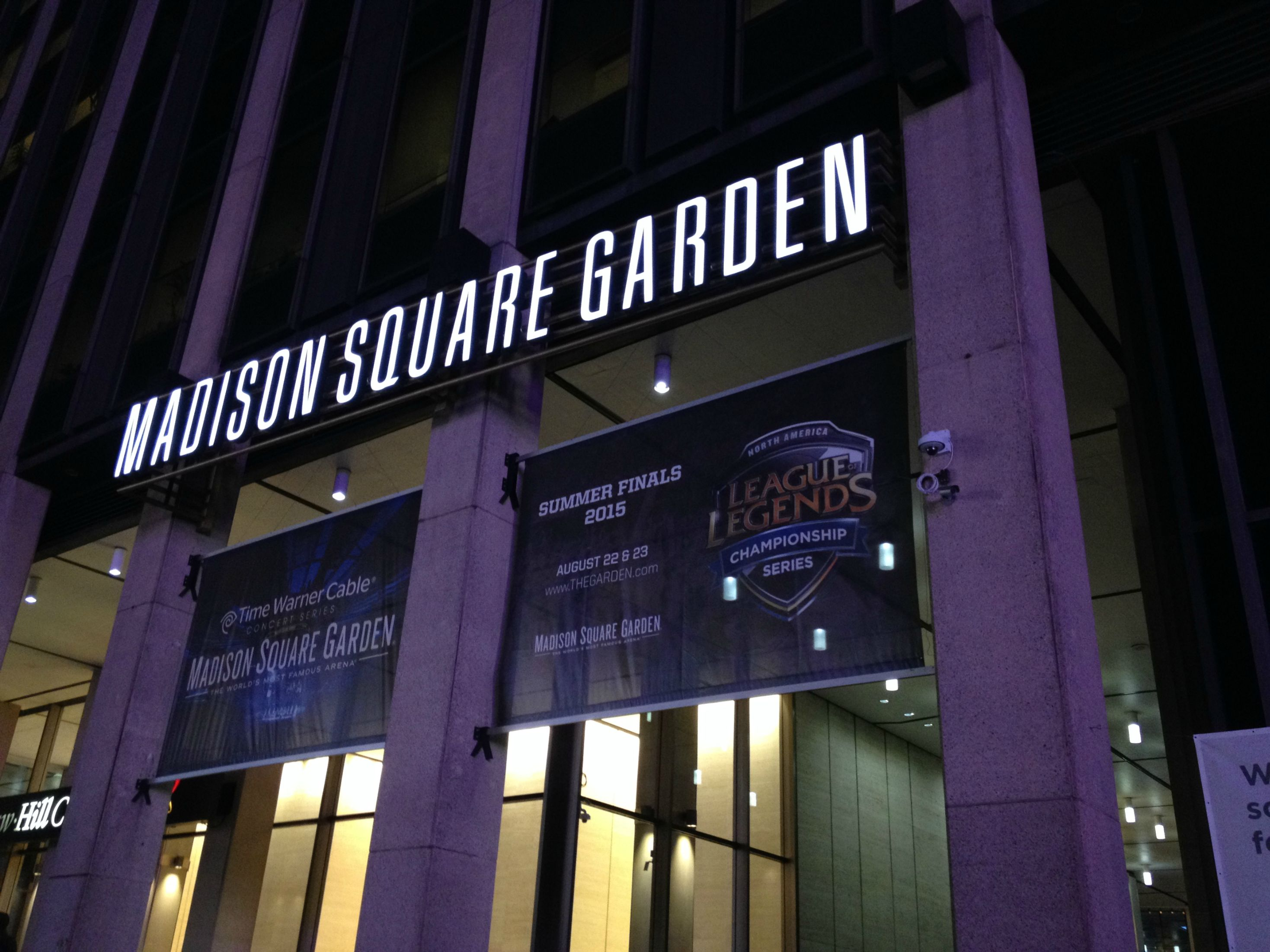 Madison Square Garden Payment Systems Hacked  Best
