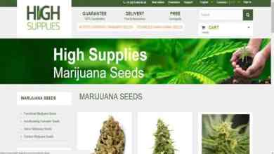 Photo of High Supplies Seed Bank Review