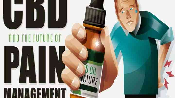 Photo of CBD in Chronic Pain Relief Infographic