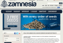 Photo of Zamnesia Seed Bank Review