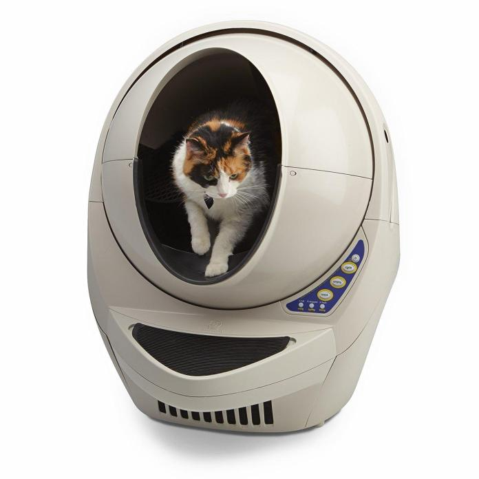 litter robot III review