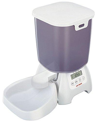 Cat Mate C3000 Automatic Dry Food Pet Feeder review