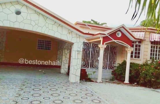 House for sale , 4 Bedrooms 3 Bathrooms, Tabarre Haiti , IG @Bestonehaiti ,Whatsapp +50937293482