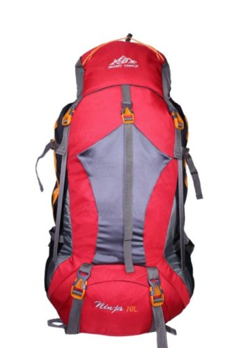 Mount Track 9104 Ninja Rucksack and Hiking Backpack 70 Ltrs with Laptop Sleeve Review