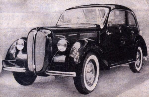 Licorne 164 LR France 1946