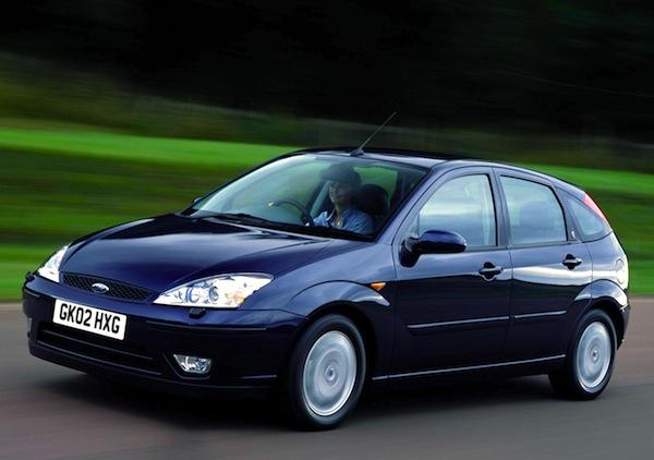Ford Focus Spain 2002