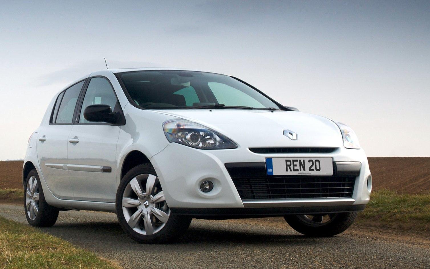 Prova Renault Clio 1.2 16V Dynamique 5p GPL - Nathan75