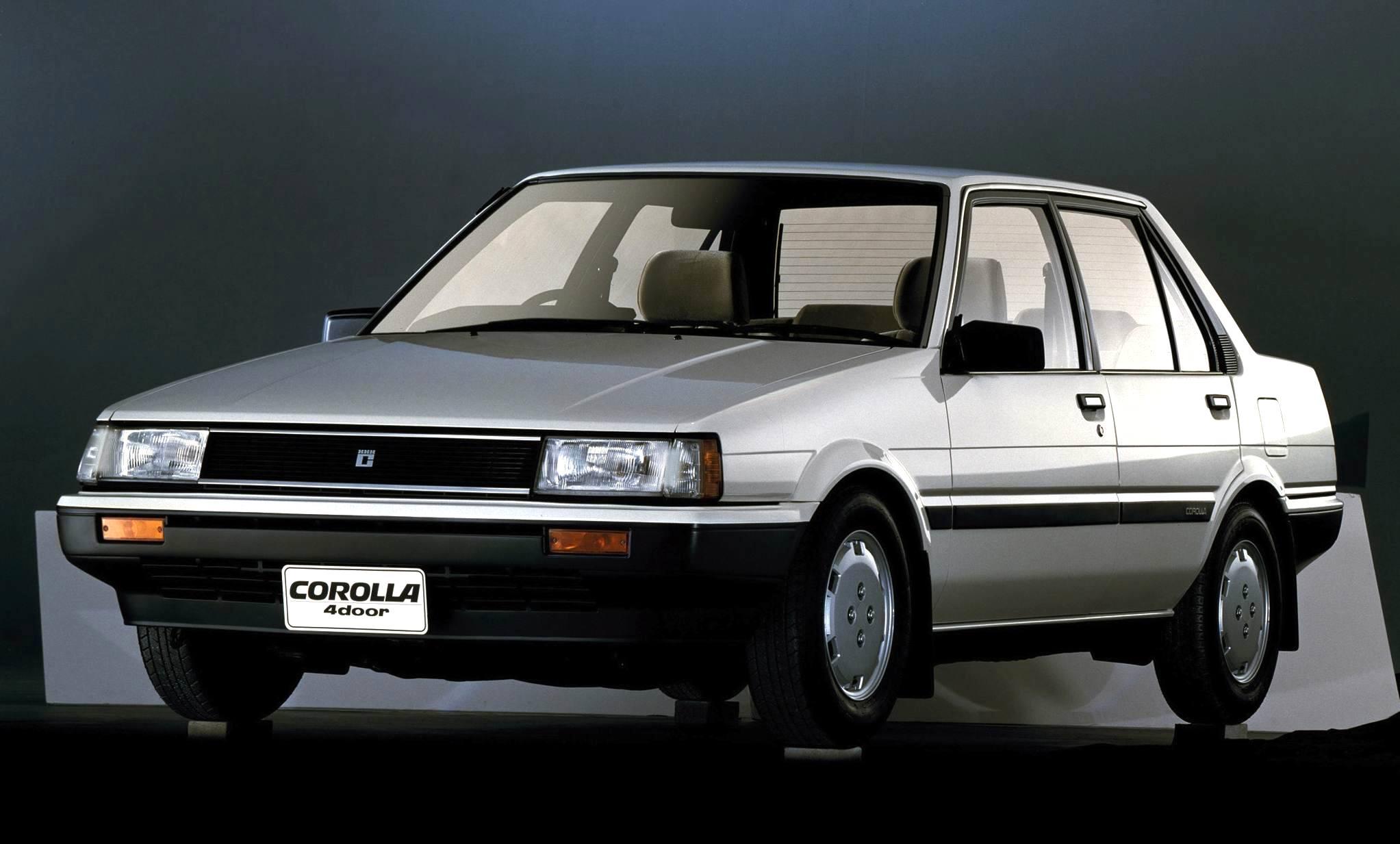 Kelebihan Toyota Corolla 1984 Murah Berkualitas