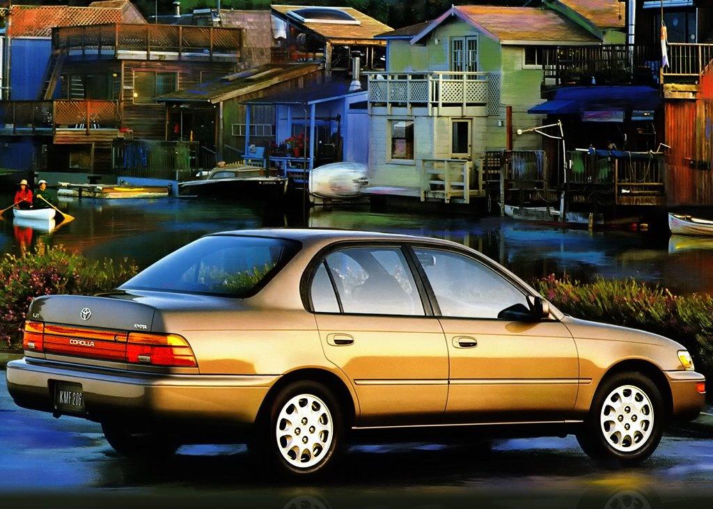 Honda Cars Of Corona >> World 1992-1997: Toyota Corolla reinforces world ...