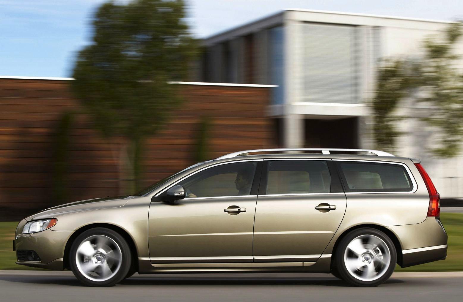 Sweden 2008: new Volvo V70 #1, Saab 9-3 & V50 on podium – Best Selling Cars Blog