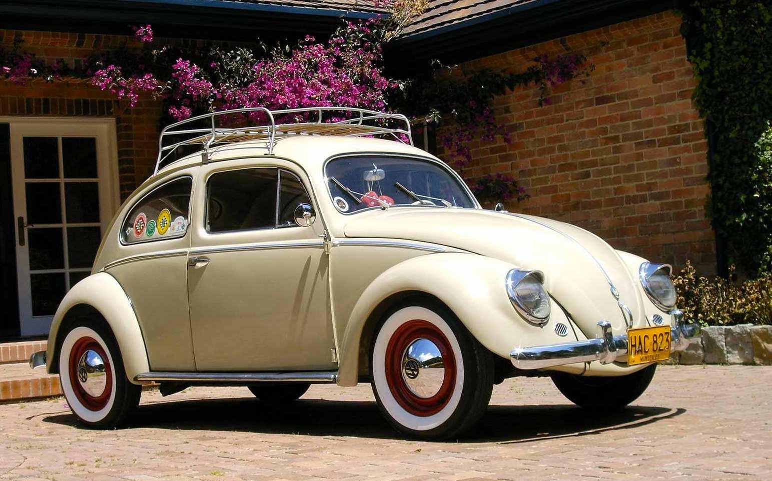 Brazil 1954-1961: VW Fusca leads the way | Best Selling ...