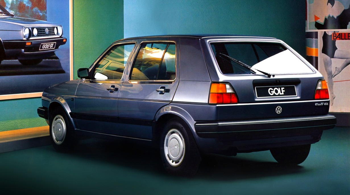Europe 1988 VW Golf And Fiat Uno On Top Best Selling Cars Blog