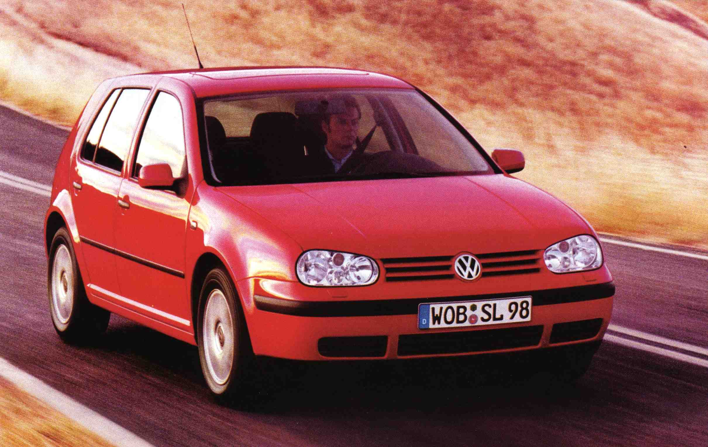 Europe 2000 Vw Golf And Fiat Punto In The Lead Best Selling Cars Blog