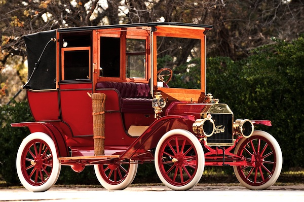 USA 1908 1927 Ford Model T Makes The Automobile Popular Best