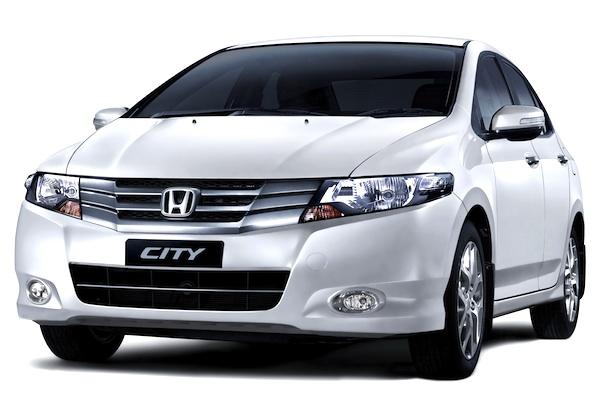 Honda City Pakistan 2013