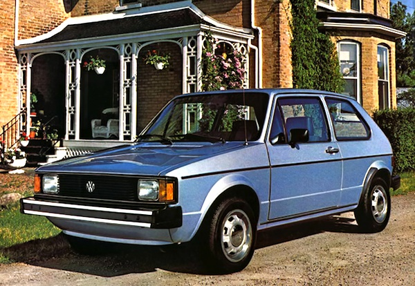 VW Rabbit USA 1981
