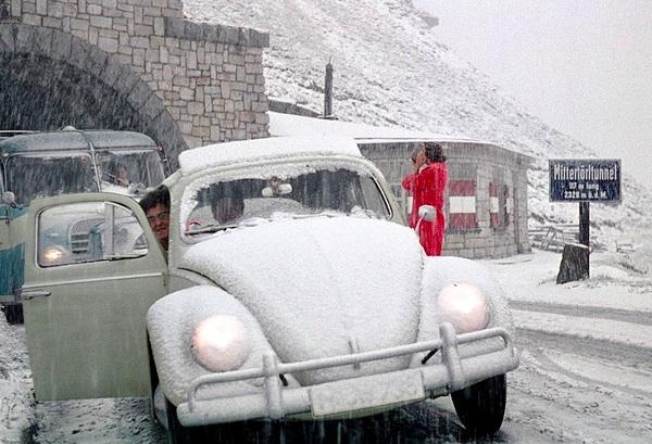 VW Beetle Sweden 1962