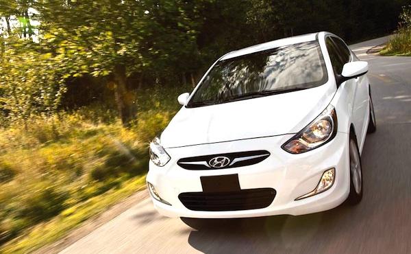 Hyundai Accent Paraguay 2013