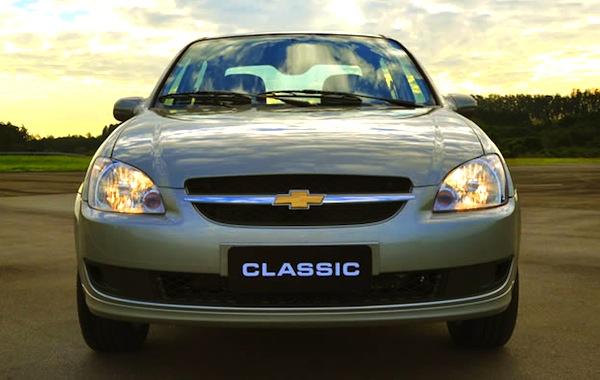 Chevrolet Classic Uruguay