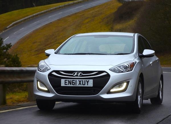 Hyundai i30 Czech Republic 2013