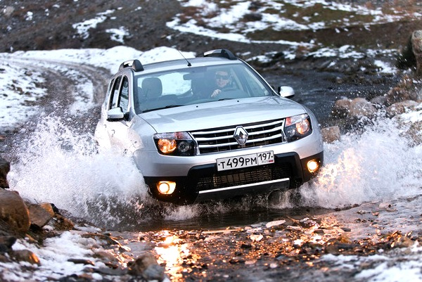 Renault Duster. Picture courtesy of zr.ru