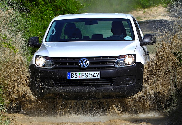 VW Amarok 2013