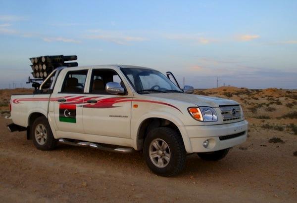 ZX Auto GrandTiger Libya 2011a