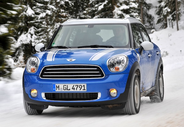 Mini Countryman Germany 2012