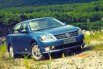 VW Lavida. Picture courtesy of VW