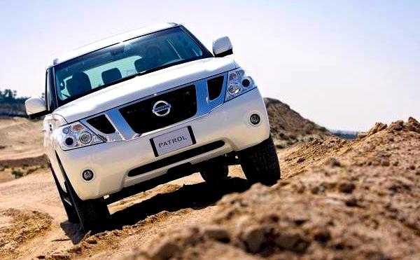 Nissan Patrol UAE 2013