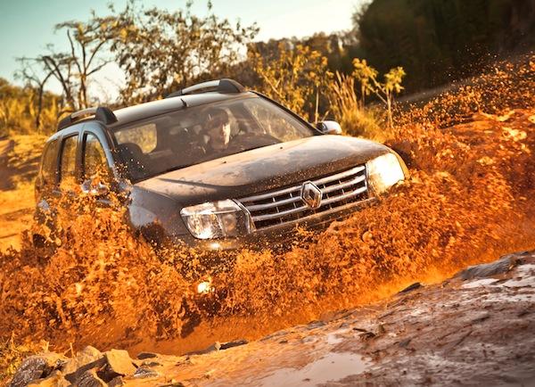 Renault Duster Argentina 2013